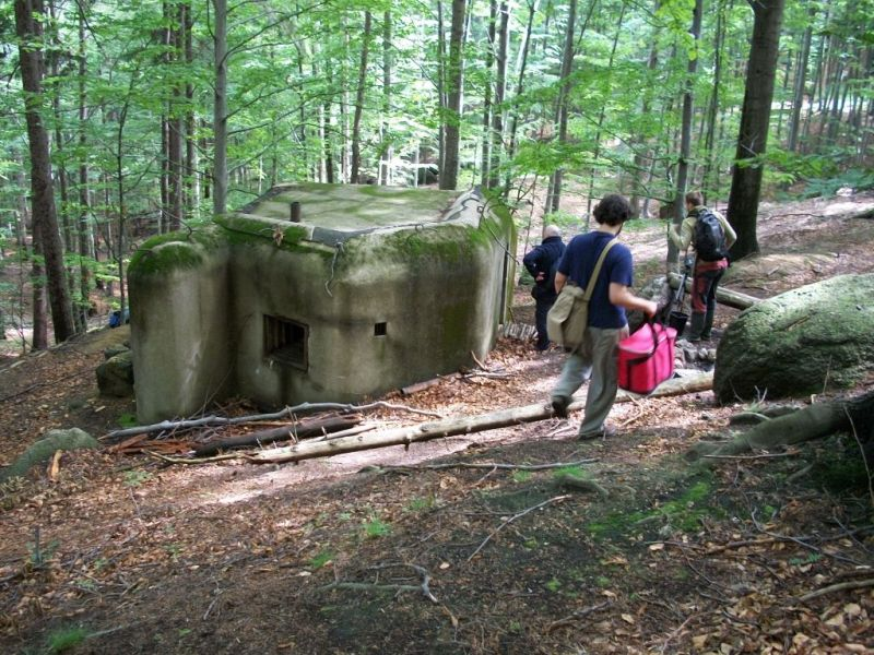 June 1 bunker from 1930