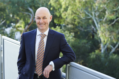 Alcoa of Australia Chairman and Managing Director Michael Parker_1