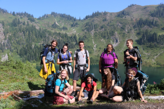 Image 2 - Olympic National Park group