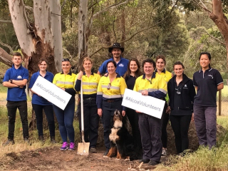 ACTION volunteers from Pinjarra