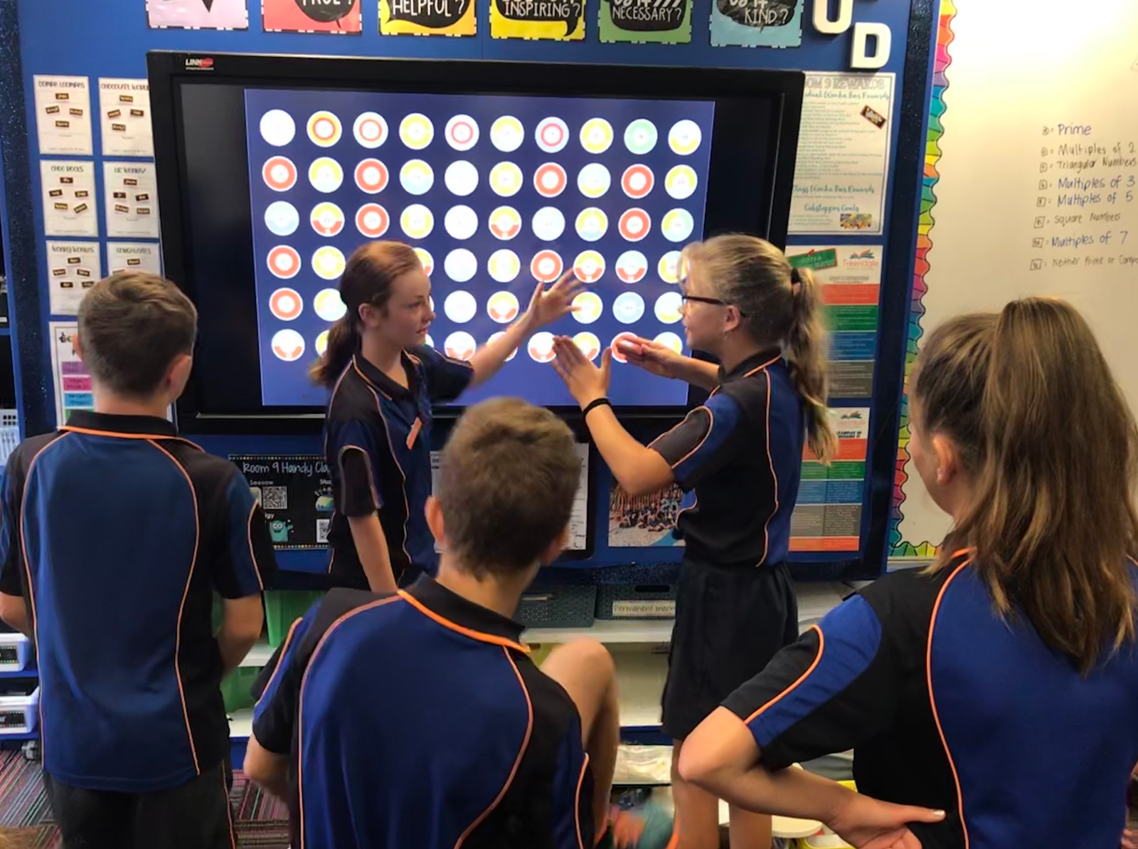 Scitech and Alcoa Create Maths Champions