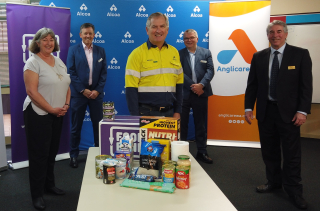 Foodbank Anglicare partnership